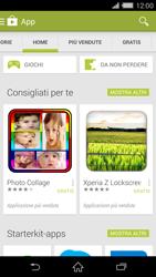 Sony Xperia Z2 - Applicazioni - Installazione delle applicazioni - Fase 5