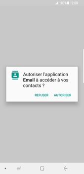 Samsung Galaxy S8 - Android Oreo - E-mail - Configuration manuelle - Étape 6