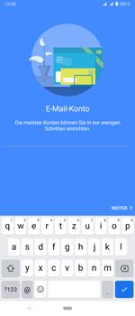 Sony Xperia 1 - E-Mail - Konto einrichten - Schritt 7