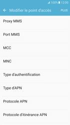 Samsung Galaxy S7 - Internet et roaming de données - Configuration manuelle - Étape 12