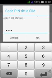 Alcatel Pixi 3 Dual Sim - Sécuriser votre mobile - Personnaliser le code PIN de votre carte SIM - Étape 11