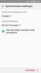 Samsung G925F Galaxy S6 Edge - E-mail - Handmatig instellen - Stap 17