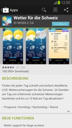 Samsung Galaxy S III - Apps - Installieren von Apps - Schritt 14