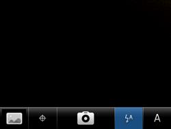 BlackBerry 9720 - Photos, vidéos, musique - Prendre une photo - Étape 5