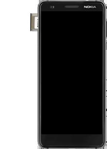 Nokia 3.1 - Premiers pas - Insérer la carte SIM - Étape 6