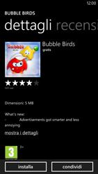 Nokia Lumia 1320 - Applicazioni - Configurazione del negozio applicazioni - Fase 8