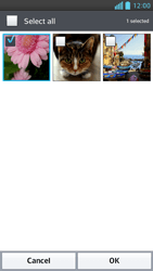 LG D505 Optimus F6 - E-mail - Sending emails - Step 14