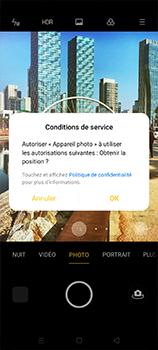 Oppo Find X2 Neo - Photos, vidéos, musique - Prendre une photo - Étape 4