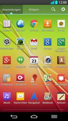 LG G2 - E-Mail - Konto einrichten - Schritt 3