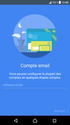 Sony Xperia XZ (F8331) - E-mails - Ajouter ou modifier un compte e-mail - Étape 6