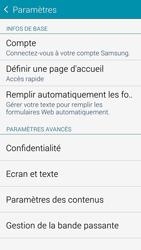 Samsung G850F Galaxy Alpha - Internet et roaming de données - Configuration manuelle - Étape 26