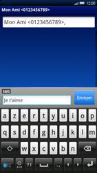 Sony Ericsson Xperia X10 - MMS - envoi d'images - Étape 6