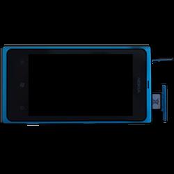 Nokia Lumia 800 - SIM-Karte - Einlegen - Schritt 7