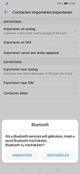 Huawei P Smart Plus - contacten, foto
