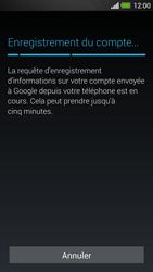 HTC One - Applications - Créer un compte - Étape 21