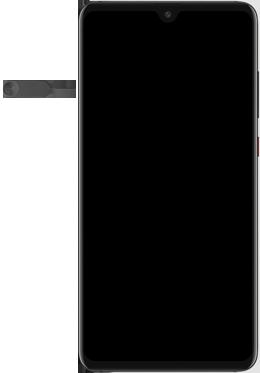 Huawei Mate 20 - SIM-Karte - Einlegen - Schritt 2