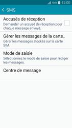Samsung A500FU Galaxy A5 - SMS - Configuration manuelle - Étape 7