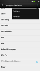 HTC One Max - Internet - Apn-Einstellungen - 15 / 28