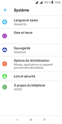 Alcatel 1 - Aller plus loin - Gérer vos données depuis le portable - Étape 8