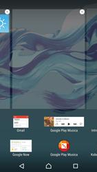 Sony Xperia X Compact - Operazioni iniziali - Installazione di widget e applicazioni nella schermata iniziale - Fase 5