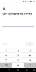 Huawei Y5 (2018) - Beveiliging - stel in of wijzig pincode voor je toestel - Stap 8