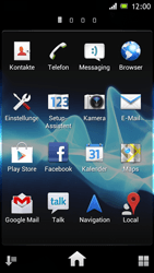 Sony Xperia J - Internet - Manuelle Konfiguration - Schritt 18