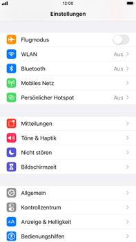 Apple iPhone 8 Plus - iOS 13 - Apps - Eine App deinstallieren - Schritt 3