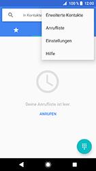 Sony Xperia XZ1 Compact - Anrufe - Rufumleitungen setzen und löschen - 5 / 12