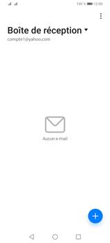 Huawei Y6P - E-mails - Ajouter ou modifier votre compte Yahoo - Étape 3