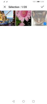 Huawei Y6P - E-mails - Envoyer un e-mail - Étape 14