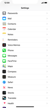 Apple iPhone XS Max - iOS 14 - E-mail - 032c. Email wizard - Outlook - Step 3
