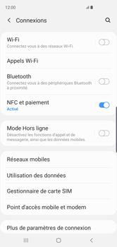 Samsung Galaxy S10 - WiFi - Configuration du WiFi - Étape 5
