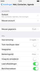 Apple iPhone 6S iOS 9 - E-mail - Handmatig instellen - Stap 9