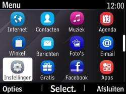 Nokia Asha 210 - Internet - Handmatig instellen - Stap 3