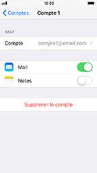 Apple iPhone 5s - iOS 12 - E-mail - Configuration manuelle - Étape 18
