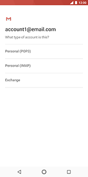 Nokia 7 Plus - E-mail - Manual configuration POP3 with SMTP verification - Step 11