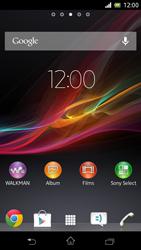 Sony C5503 Xperia ZR - handleiding - download gebruiksaanwijzing - stap 1
