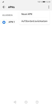Huawei Mate 10 Pro - Android Pie - Internet und Datenroaming - Manuelle Konfiguration - Schritt 8
