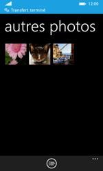 Nokia Lumia 735 - Photos, vidéos, musique - Envoyer une photo via Bluetooth - Étape 13