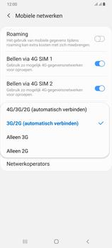 Samsung Galaxy A70 - Netwerk - 4G instellen - Stap 7