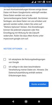 Sony Xperia L3 - Apps - Konto anlegen und einrichten - Schritt 16