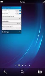 BlackBerry Z10 - Internet - Manual configuration - Step 12
