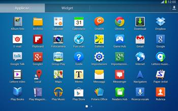 Samsung Galaxy Tab 3 10-1 LTE - E-mail - configurazione manuale - Fase 3