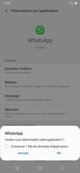 Samsung Galaxy Note20 Ultra 5G - Applications - Supprimer une application - Étape 7