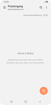 Samsung Galaxy S9 - E-Mail - E-Mail versenden - 5 / 22