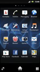 Sony Xperia Sola - Apps - Herunterladen - Schritt 3