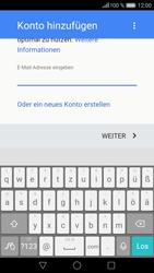 Huawei P9 - E-Mail - Konto einrichten (gmail) - Schritt 10