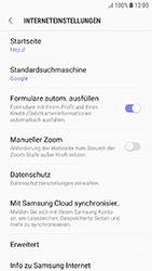 Samsung Galaxy J3 (2017) - Internet und Datenroaming - Manuelle Konfiguration - Schritt 25