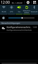 Samsung Galaxy Grand Neo - Internet - Automatische Konfiguration - 6 / 12