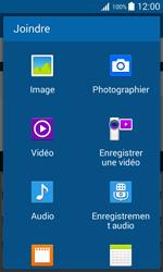 Samsung Galaxy Trend 2 Lite - Contact, Appels, SMS/MMS - Envoyer un MMS - Étape 14